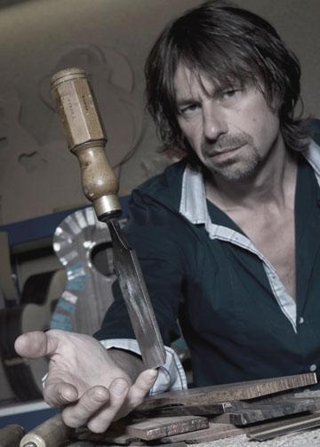 Patrick James Eggle - Shergold Guitars Designer